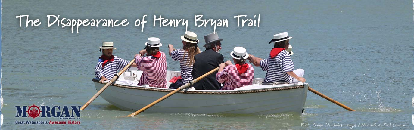 Visit Morgan Disappearence of Henry Bryanbanner - Shane Strudwick Images