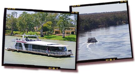 Visit Morgan Houseboats
