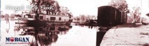 Visit Morgan 1956 floods - Shane Strudwick Images