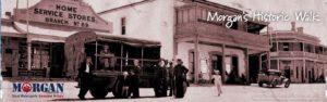 Visit Morgan Historic Walk banner - Shane Strudwick Images