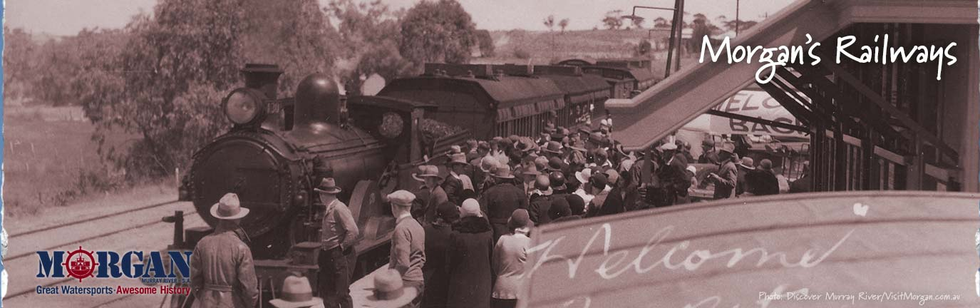 Visit Morgan Railways banner - Shane Strudwick Images